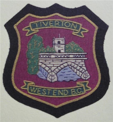 Tiverton West End Bowling Club Logo